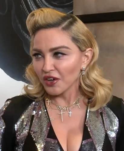 Madonna 2018