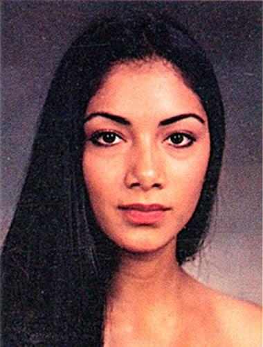 Nicole Scherzinger 1995