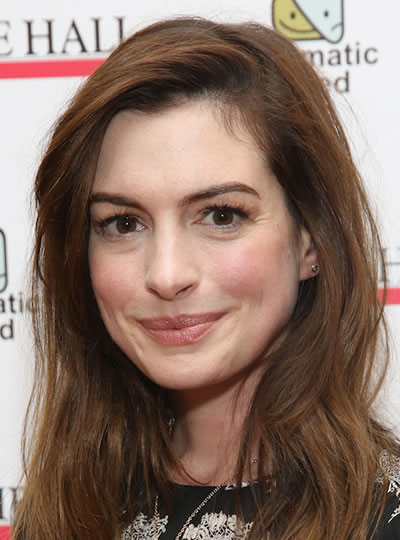 Anne Hathaway in 2017