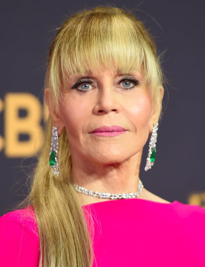 Jane Fonda 2017