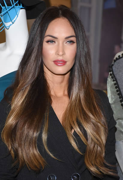 Megan Fox in 2017