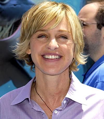 Ellen DeGeneres 2003