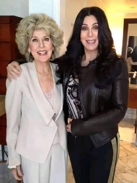 Cher in 2020