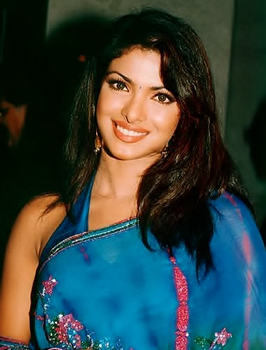 Priyanka Chopra in Year 2003