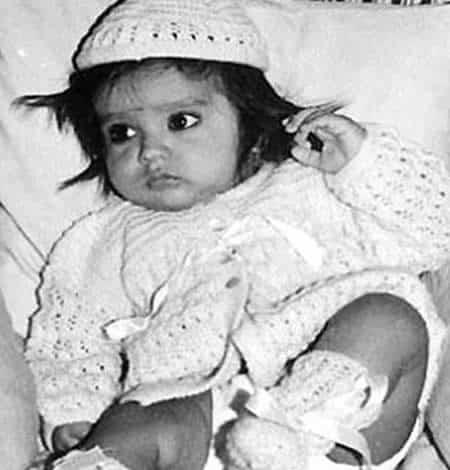 Priyanka Chopra Baby Picture
