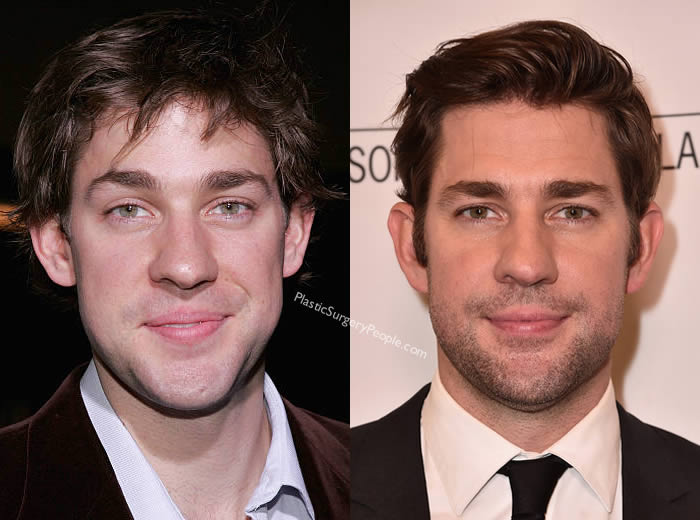 John Krasinski Before and After