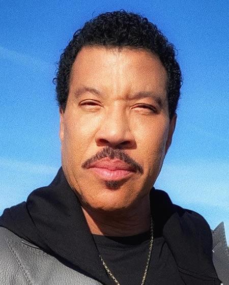 Lionel Richie in 2020