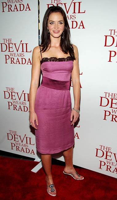 Emily Blunt in 2006