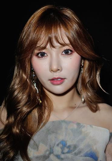Hyuna in 2016