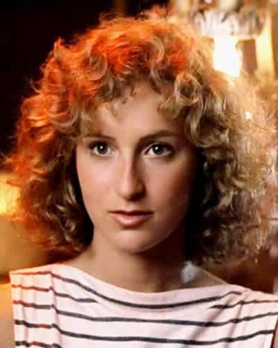 Jennifer Grey in 1987