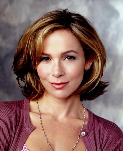 Jennifer Grey in 2000