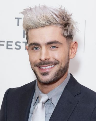 Zac Efron in 2020