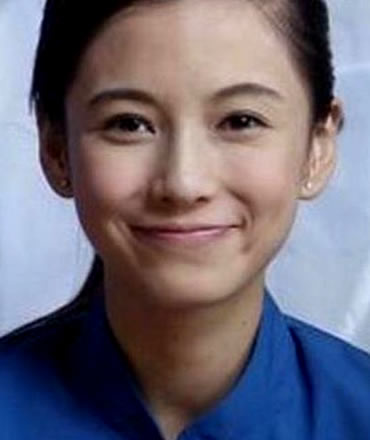 Angelababy in 2007