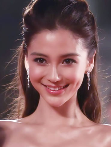 Angelababy in 2013