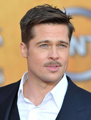 Brad Pitt in 2009