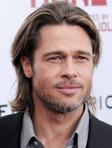Brad Pitt 2013