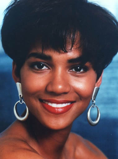 Halle Berry in 1991
