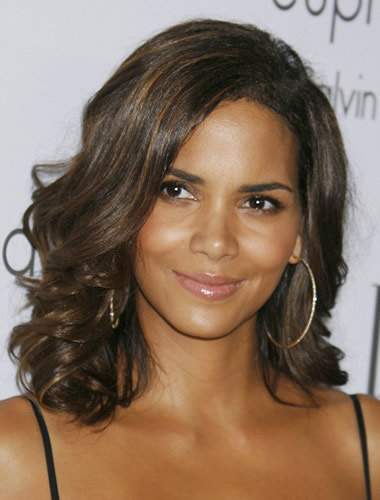 Halle Berry in 2008