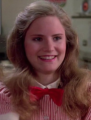 Jennifer Jason Leigh in 1982