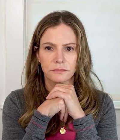 Jennifer Jason Leigh in 2021