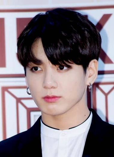 Jungkook in 2015