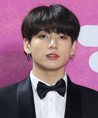 Jungkook in 2019