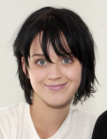 Katy Perry in 2001