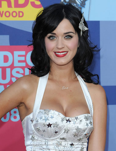 Katy Perry in 2008