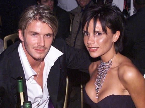 Victoria Beckham in 1999