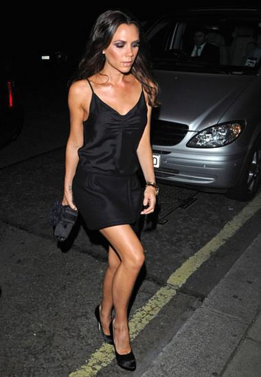 Victoria Beckham in 2010