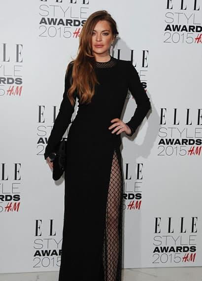 Lindsay Lohan in 2015