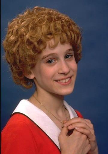 Sarah Jessica Parker in 1977