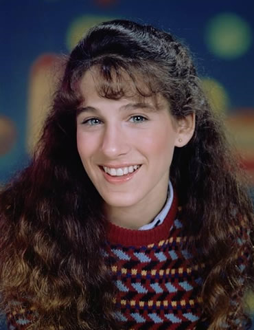 Sarah Jessica Parker in 1982