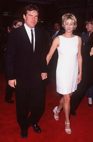 Dennis Quaid in 1995