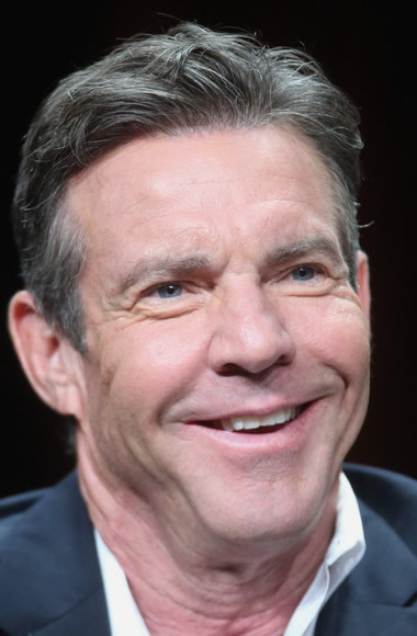 Dennis Quaid in 2015