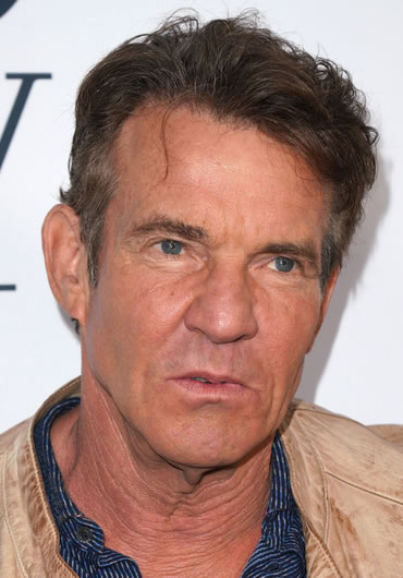 Dennis Quaid in 2019