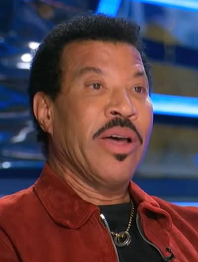 Lionel Richie in 2021