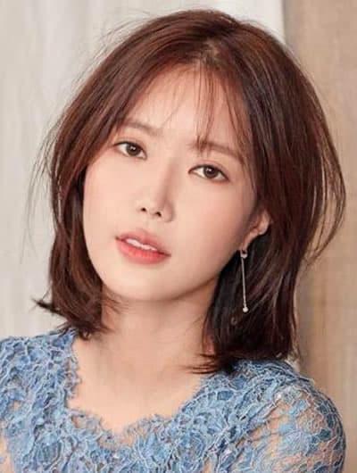 Im Soo Hyang in 2018