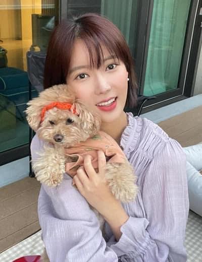 Im Soo Hyang in 2021